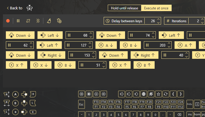 How to setup Azeron Keypad with reWASD