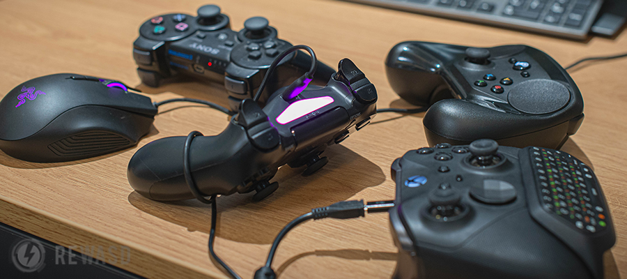 Steam controller support with reWASD 5.5 update post
