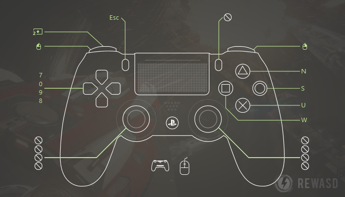 PC controller software to use DualShock 4 on PC