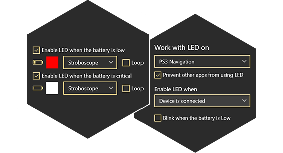 Let's customize even more LEDs!