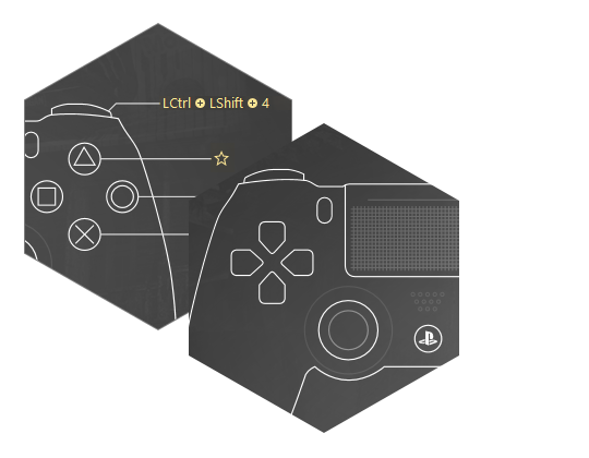 Start using PS3 & PS4 controller mapper