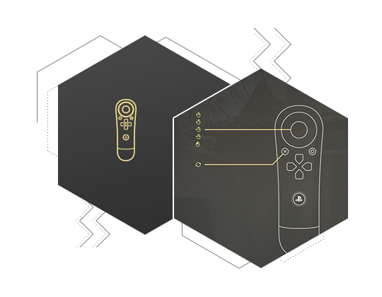 Tune and remap PS3 Navigation controller